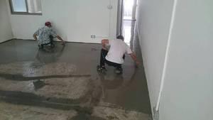 耐磨樹脂砂漿地坪 、自平式水泥、地板整平工程 施工