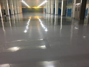 EPOXY環氧樹脂硬化地板工程 施工