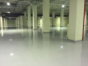 環氧樹脂Epoxy地板工程 施工