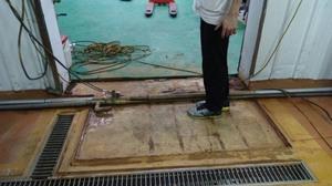 Flowcrete 優固地坪 修繕工程