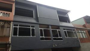 透天別墅外牆防水塗佈工程施工