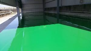 機房EPOXY地板工程 施工