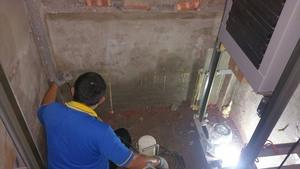 防水抓漏-高壓灌注工程 施工
