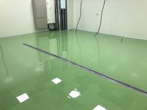 生技、科技、工業、硬化地坪- EPOXY環氧樹脂地板 施工
