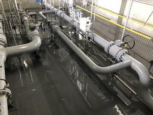 EPOXY環氧樹脂導電地板工程 施工