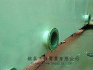 鐵材防鏽蝕處理工程 施工