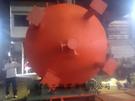 鐵工桶槽防鏽蝕處理工程 施工
