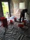 OA辦公桌椅抽屜櫃冷烤漆-油漆工程 施工