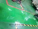 EPOXY地板修繕補丁工程