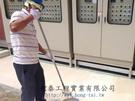 FRP耐酸鹼流展地板工程
